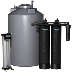 Whole-House Water Filtration System Product System